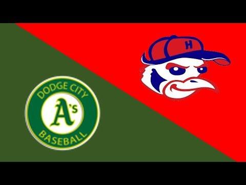 Game 38: Hays Larks Vs Dodge City A's