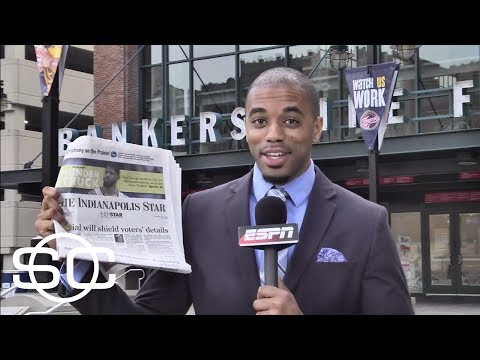 Pacers Fans In Shock Over Paul George Trade | SportsCenter | ESPN