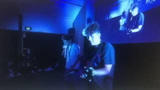 Improv Guitar at an Open Mic Night