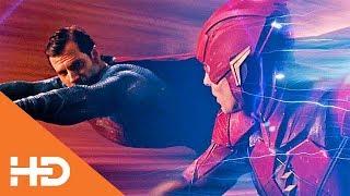 Флэш и Супермен Спасают Горожан ★ Лига Справедливости (2017)