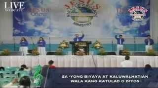 Joyful and Solemn Songs-JMCIM Baguio Midweek Service-August 5, 2015
