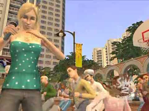 Natasha Bedingfield - Pocketful of Sunshine (The Sims 2 FT)
