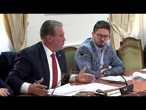 Adratik Alimadhi ne Komisionin e Ligjeve: Pse qeshni? | ABC News Albania