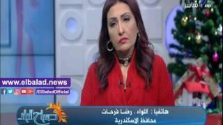 محافظ الإسكندرية: المحافظة «ماغرقتش».. وما يتم تداوله من فيديوهات غير صحيحة.. فيديو