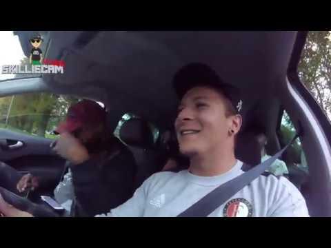 50cent & G-unit in Ahoy/GT gaat weer vechten!! & Feyenoord laat punten liggen : Skilliecam Vlog #52