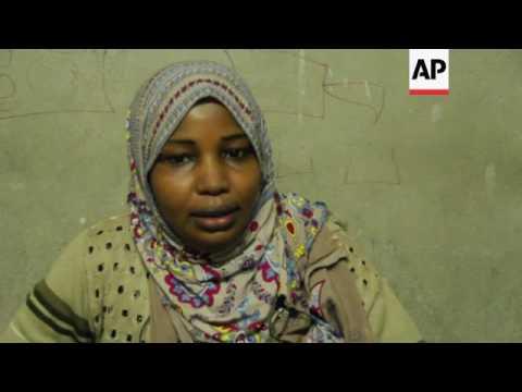 Sudanese refugees battle hardships in Egypt