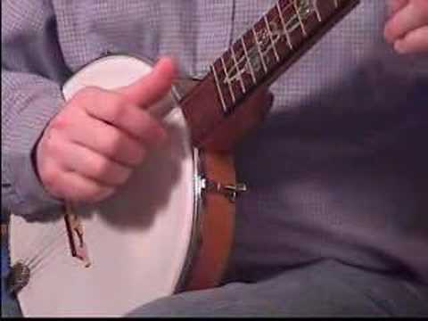 Bum Ditty for Clawhammer Banjo