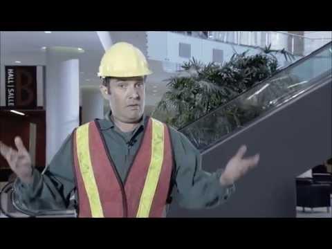 RMR: More Trudeau Escalator Ad Outtakes