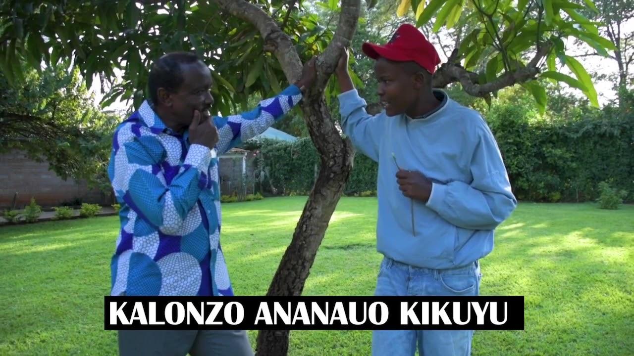 Download Kumbe Kalonzo anajua Kikuyu