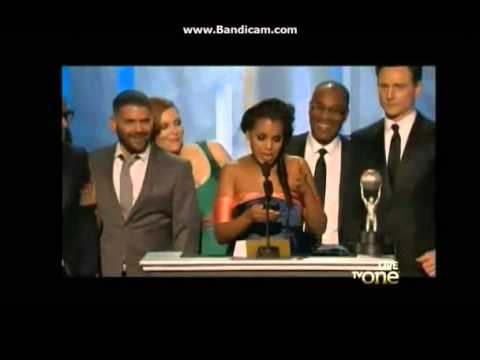NAACP IMAGE AWARDS - Scandal Wins