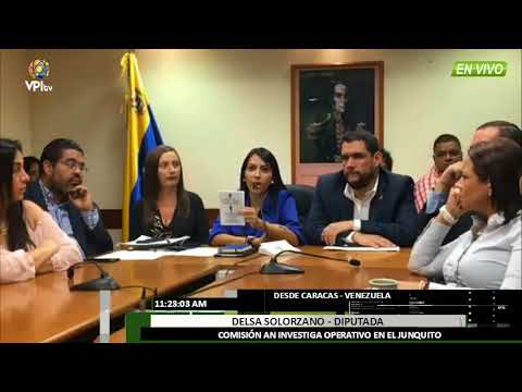 Venezuela - Caso Óscar Pérez: Seis de los siete cuerpos tienen un tiro en la frente - VPITV