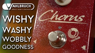 Clean, simple and oh so good! Vahlbruch Chorus Review