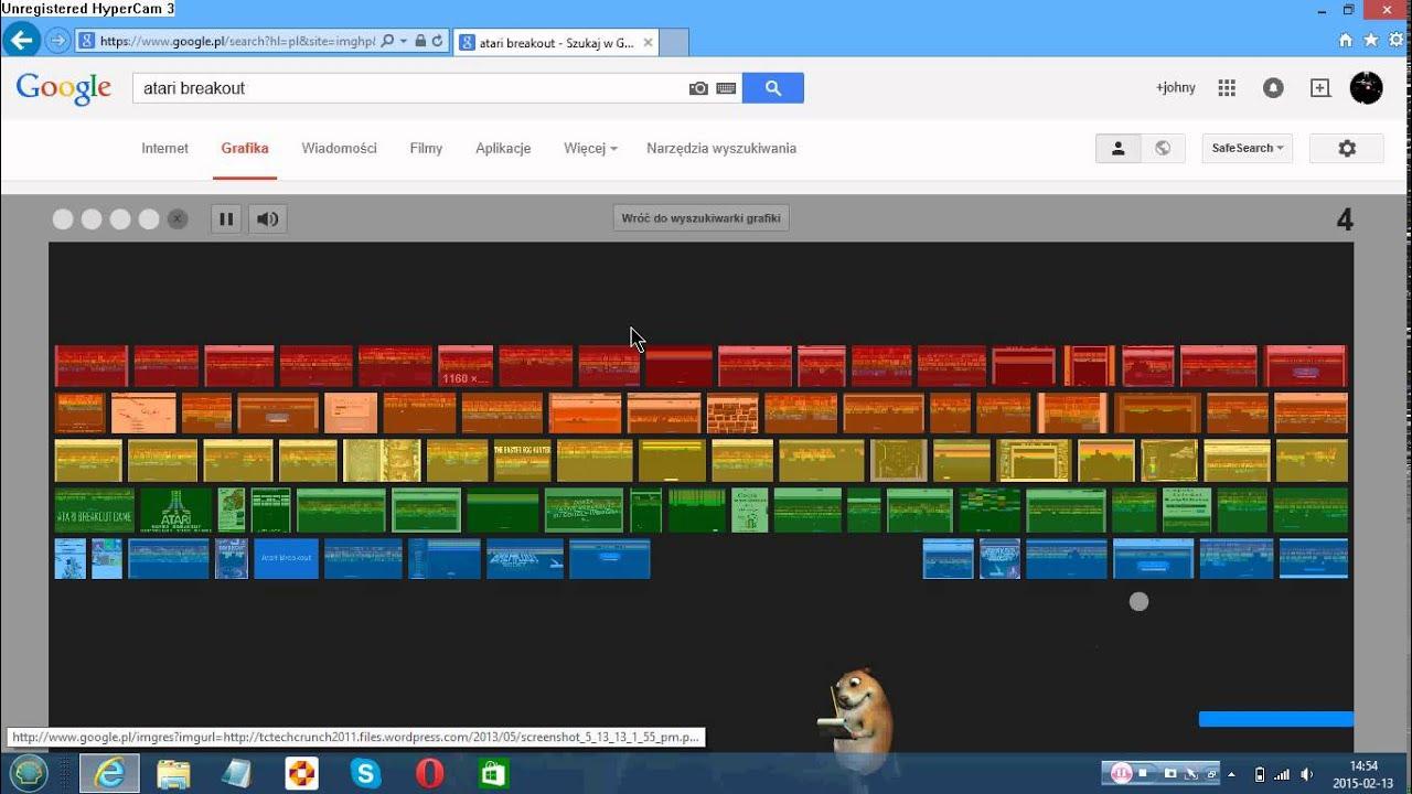 Ukryta Gra W Wyszukiwarce Google 2 Youtube