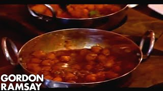 Prashad Under the Knife - Ramsay's Best Restaurant | Semi-Final - Gordon Ramsay