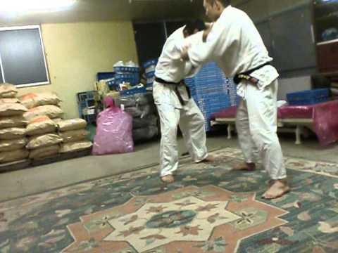 【26.10.13】横巴投げの練習