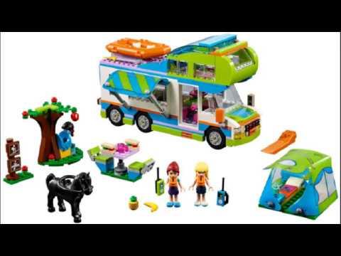 2018 January LEGO Friends sets - YouTube