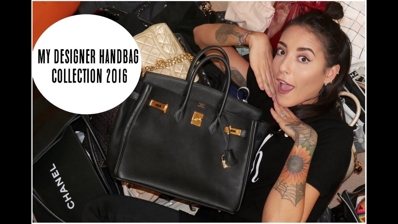 130cc2a997 My Designer Handbag Collection 2016