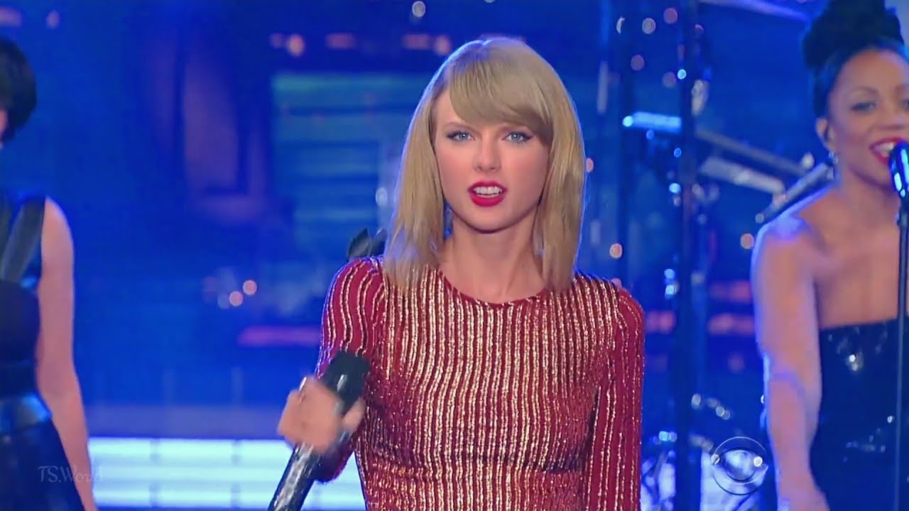 Taylor Swift - Welcome To New York # live 2014-11-27