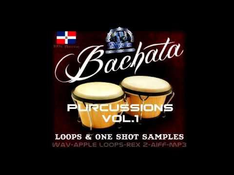 Bachata Percussion Loops Vol. 1