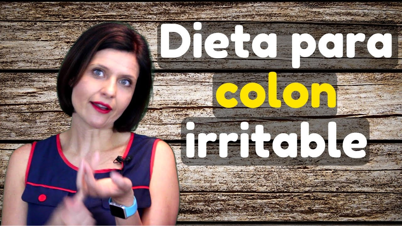 Dieta detox para colon irritable