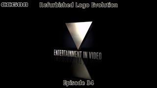 Refurbished Logo Evolution: Entertainment In Video (1978-Present) [Ep.34]