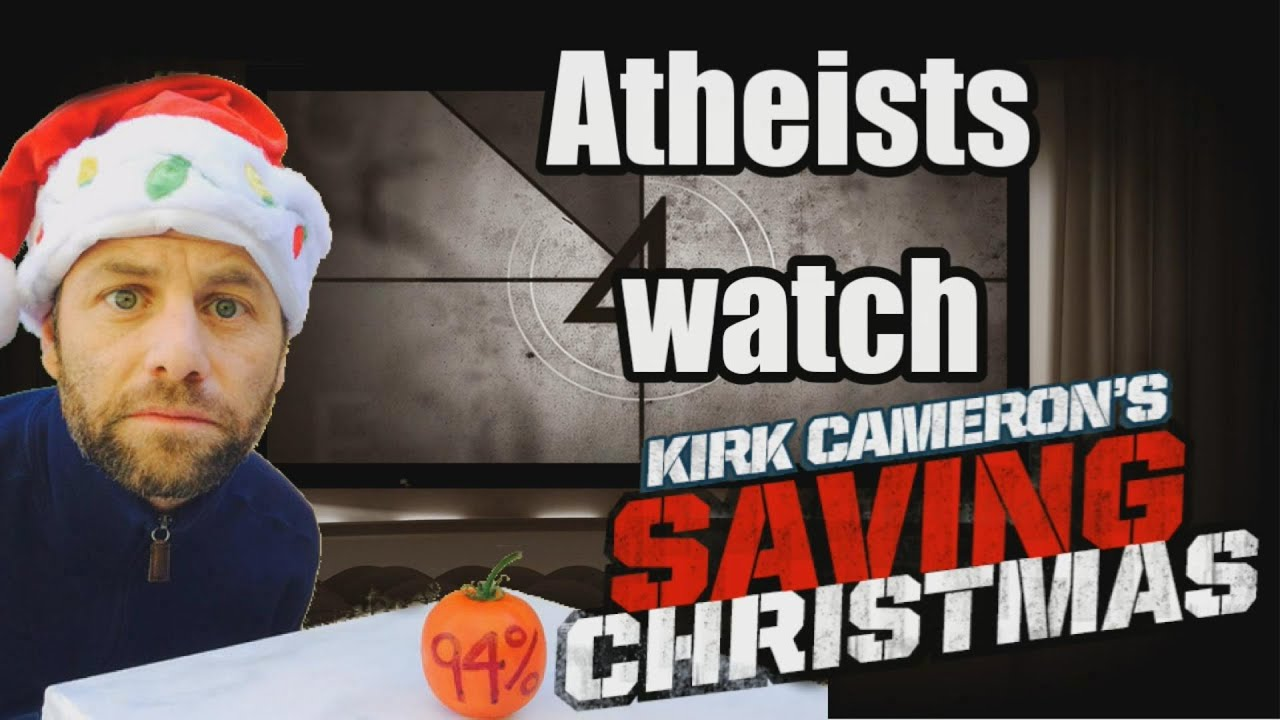 Atheists Watch Kirk Cameron\'s \