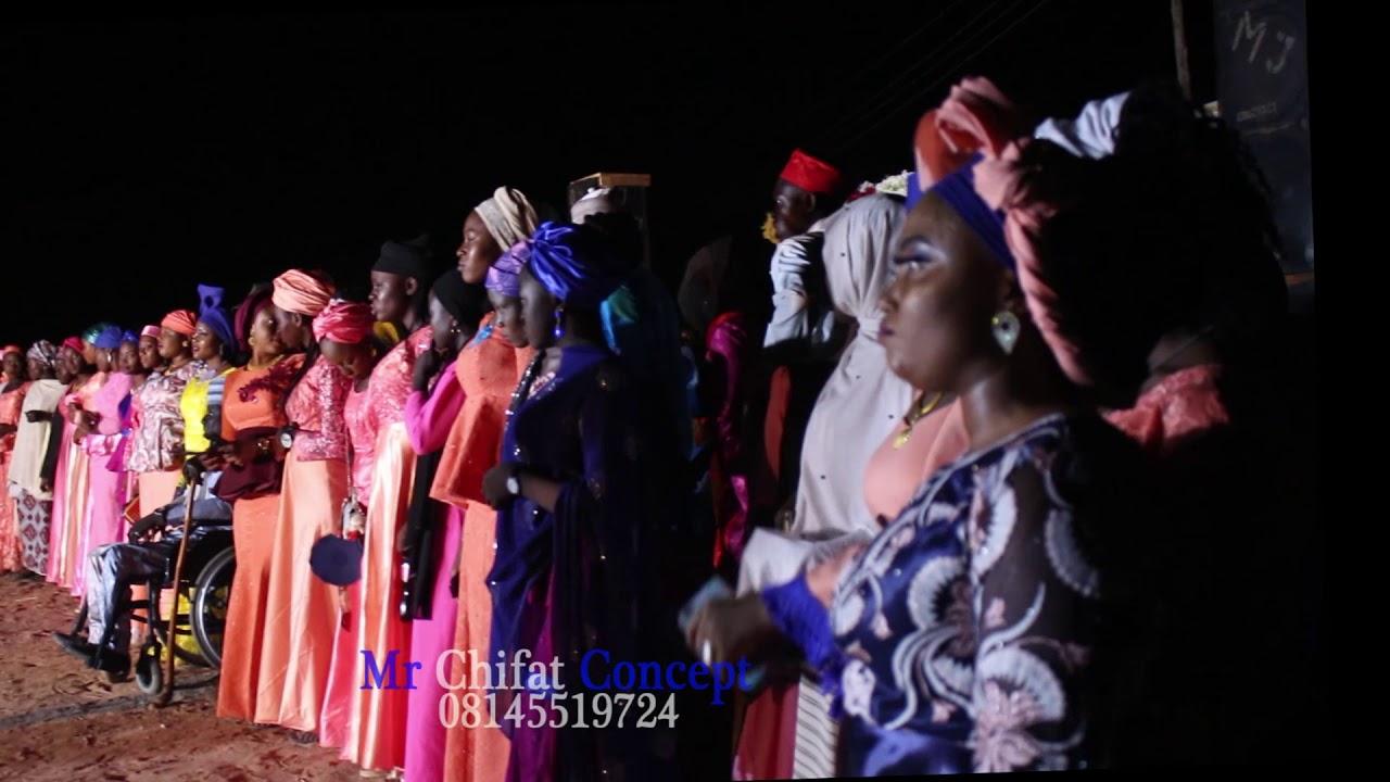 Download Nupe musical wedding 💒 Album…. Ladan baduku wed Amina Ummi