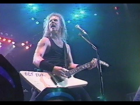 Metallica - Hamilton, ON, Canada [1989.04.08] Full T.V. Broadcast