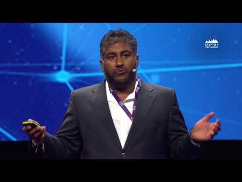 CryptoSummit 2018 | Vinny Lingham (Civic): Identity On The Blockchain