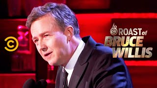 Edward Norton on a Fateful Letter from Bruce - Roast of Bruce Willis - Uncensored Poster