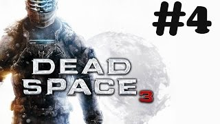 """Dead Space 3"" walkthrough (Impossible) [60FPS] Chapter 3 - The Roanoke"