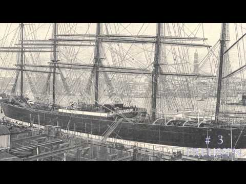 5 Biggest and Magnificent Sailing Ships of All Time