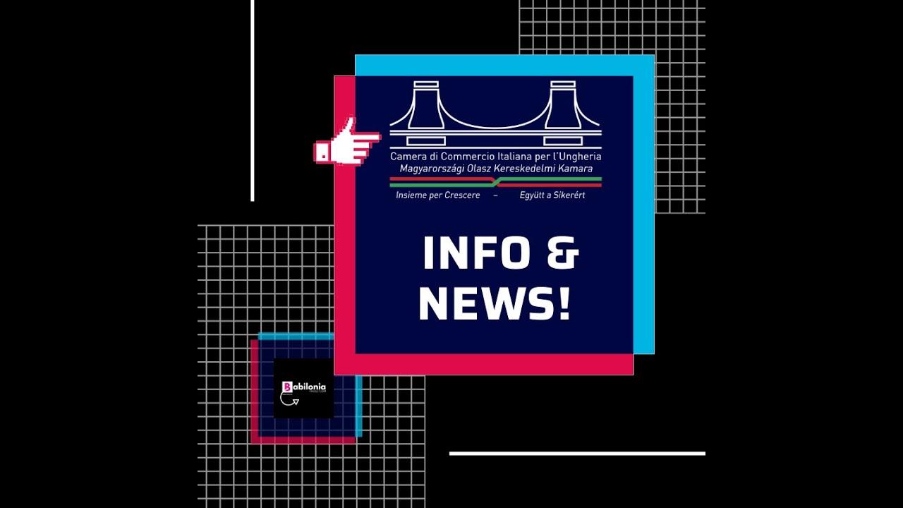 INFO & NEWS n°1 | 2020