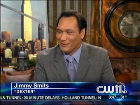 "Jimmy Smits Talks About Hit Series ""Dexter"""
