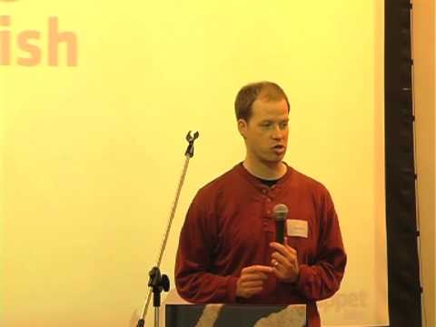 Portable Infrastructure With Puppet (2010) - PuppetCamp Europe