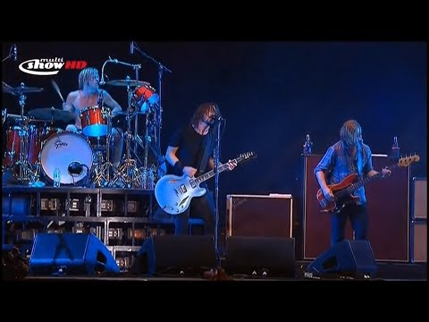 Long Road To Ruin - Foo Fighters (Live HD 2012)