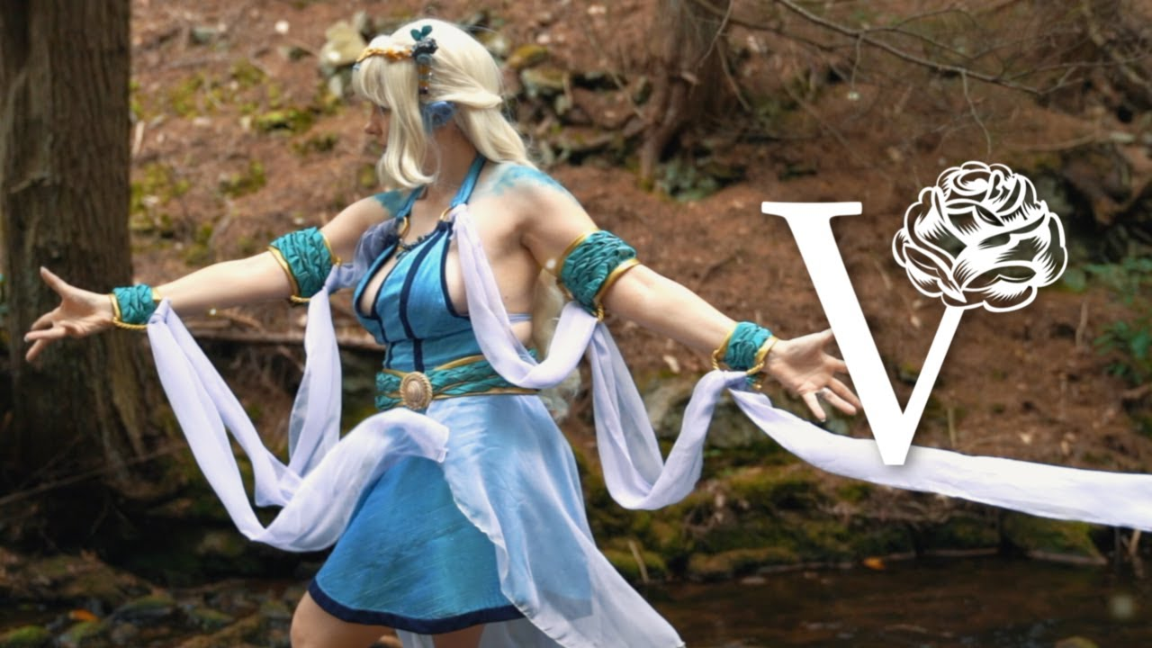 Vicious Cosplay's Dungeons and Dragons: Alma Suum'hin