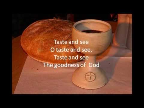 Psalm 34 - Taste and See
