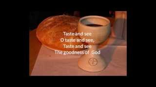 Psalm 34 Taste and See
