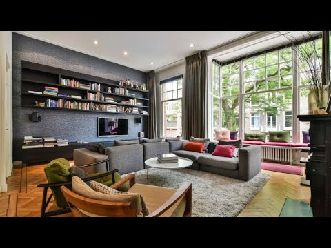 Modern Amsterdam House Tour 🍍