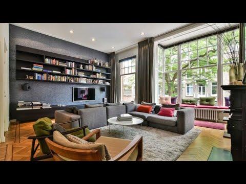 🍍 Interior Design   Modern Amsterdam House Tour