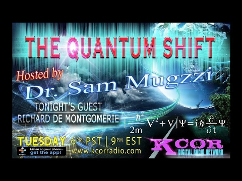 Dr. Sam Mugzzi with special guest Richard Montgomerie