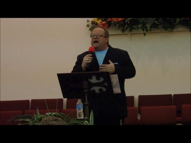 """""""Who Am I,"""" by Bob Hadley - Westside Baptist Church, Daytona Beach, FL - 11/4/16"""