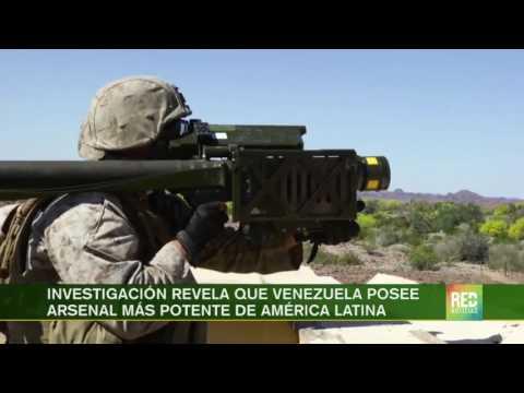 Venezuela tiene 5.000 misiles rusos, según Reuters