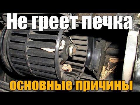 Не работает печка на тойота филдер