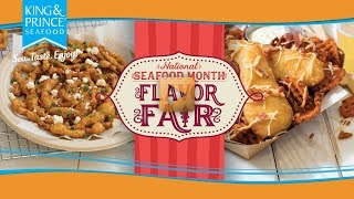 National Seafood Month Flavor Fair