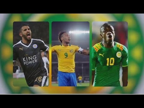 Mahrez, Aubameyang, Mane - Who Rules Africa? [Football Planet]