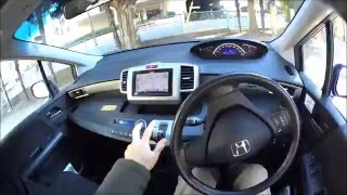 ホンダ フリードに少し試乗 | Honda Freed POV Test Drive