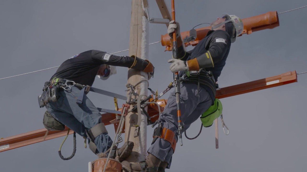 Appa Lineman Competition In Colorado Springs 2019 Youtube