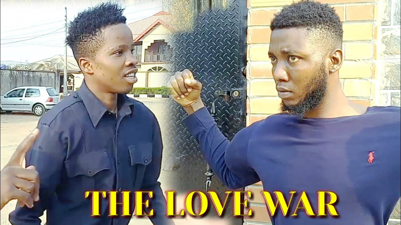 Download THE LOVE WAR || REAL HOUSE OF COMEDY ft Ydwonders comedy  !! Latest Febuary 2020 Comedy ||